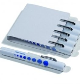 Medische Vakhandel Penlight, disposable, incl  batterijen 1 stuk