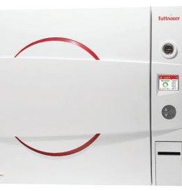Tuttnauer Tuttnauer Autoklav automatik D-Line Klasse S 62 Liter
