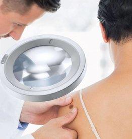 Derungs Lupenleuchte OPTICLUX Option Woodlamp