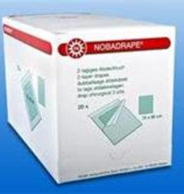 Noba Nobadrape drape sheets - 2ply 90x150cm - 10 pieces