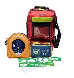 HeartSine Heartsine Samaritan 500P AED Package with bag - Exchange discount € 150,-