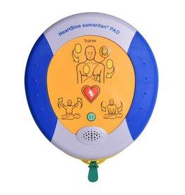 HeartSine Semiautomatic AED Trainer – Samaritan PAD 500T