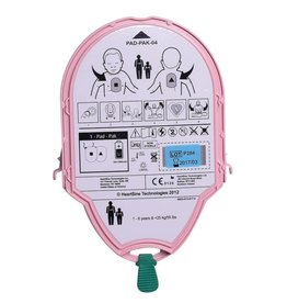 HeartSine 2-in-1 Battery & Electrodes - ChildPadPak