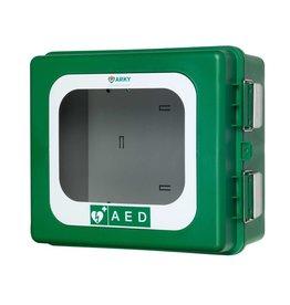 HeartSine Plastic AED Outdoors cabinet