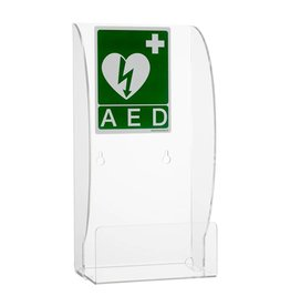 HeartSine Plexiglas wandbeugel voor AED