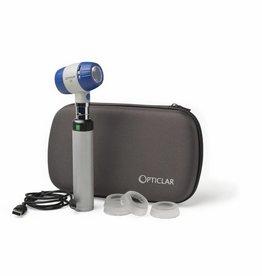 Opticlar Opticlar D-Scope Dermatoscoop Set Adapt USB Oplaadbaar
