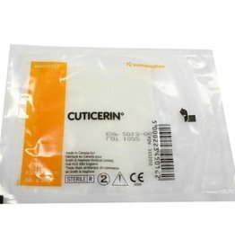 Medische Vakhandel Cuticerin ointment gauze - 7.5 x 7.5 cm - 10 pieces