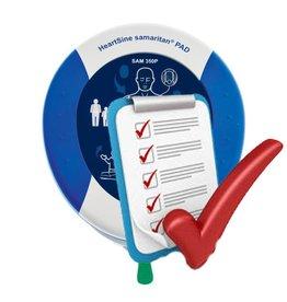 HeartSine AED Heartsine service/onderhoud abonnement