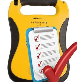 Defibtech AED Defibtech Lifeline service / onderhoud