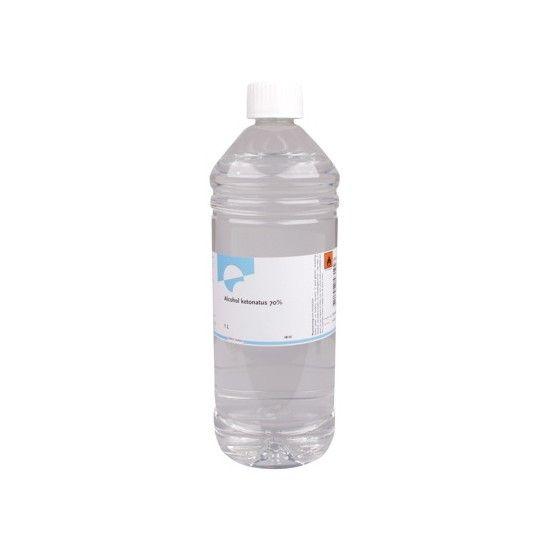 Medische Vakhandel Alkohol Ketonatus 70%, 1 Liter