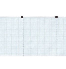 GIMA EKG-Papier bleu grid - 120 mm x 18 m - 130 mm x 27 m - 210 mm x 20 m - 50 mm x 30 m - 60 mm x 15 m