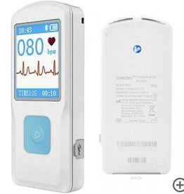 Contec PM10 PALM EKG - mit Software und Bluetooth