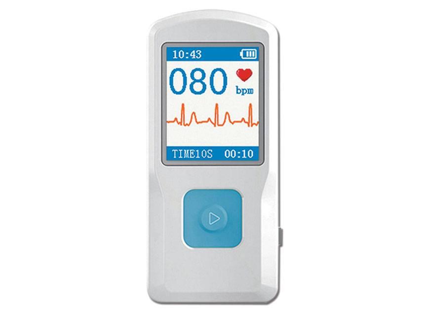 Contec PM10 PALM EKG - mit Software und Bluetooth