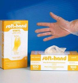 Medische Vakhandel Soft-Hand Vinyl XL - Untersuchungshandschuhe