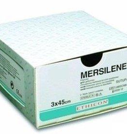 Ethicon Mersilene USP 0, 75 cm, FSL grün, EH7637H, 36 Stück