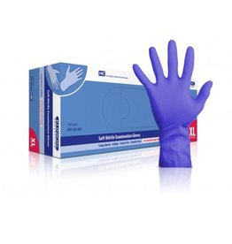 Klinion Klinion protection onderzoekshandschoenen - nitrile - XL - extra lang manchet