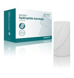Klinion Klinion klinifix hydrofiel niet elastisch fixatiewindsel 8 cm x 4 m 132283 - 20 stuks