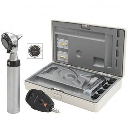 Heine HEINE BETA®400 LED F.O. OTOSCOPE + BETA 200 LED OPHTALMOSCOPE set with USB charger