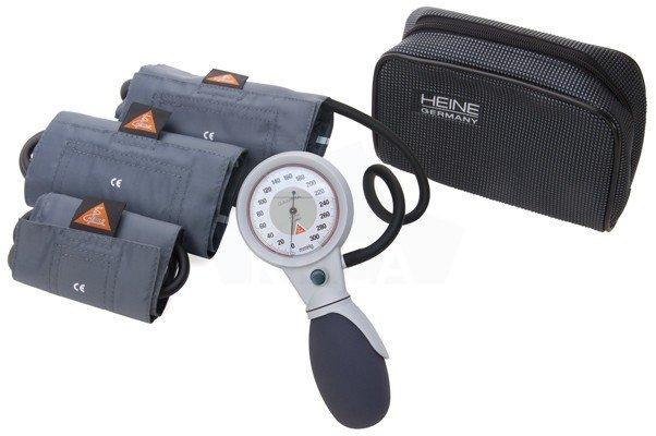Heine HEINE Gamma GP bloeddrukmeter + Large/Adult/Kind manchet