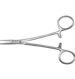 Servoprax Anatomische Mosquitoklemmen nach Halsted - 12,5 cm - Einmalgebrauch - 20 Stück