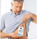 Hartmann VEROVAL® Elektrocardiogram en bloeddrukmeter