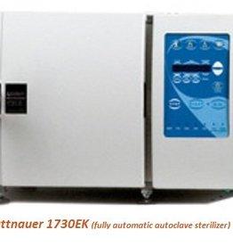 Tuttnauer Tuttnauer autoclave 1730EK Automatic Sterilizer N-class -  7,5 ltr