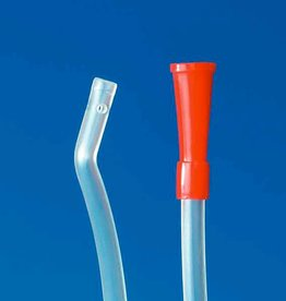 DCT DCT Suction catheter - curved - various sizes - 50 pieces