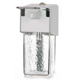 Servoprax Ingo-Top Seifenspender - mit Glasbehälter