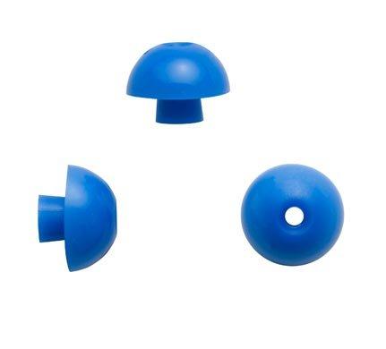 Sanibel Sanibel ™ ADI ™ oordopjes, verschillende maten, 100 stuks, paddestoeltype Amplivox, Interacoustics, Maico, MEDRx