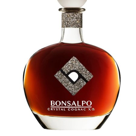 Bonsalpo Crystal Cognac X.O. With Ugni Blanc grapes