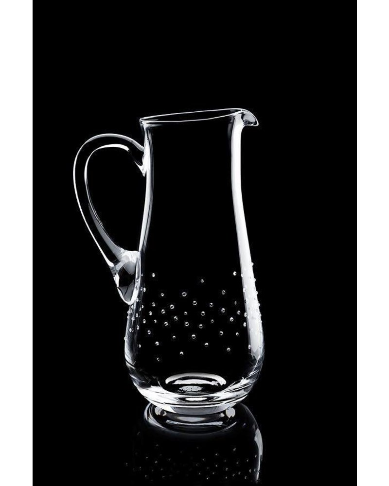 Luxor Crystal  BARON: Water Jug embellished with 250 crystals from Swarovski®.