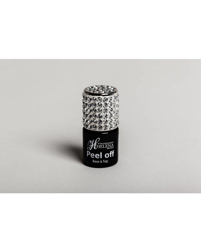 Helena Melmer Cosmetics Peel off gel polish color sparingly