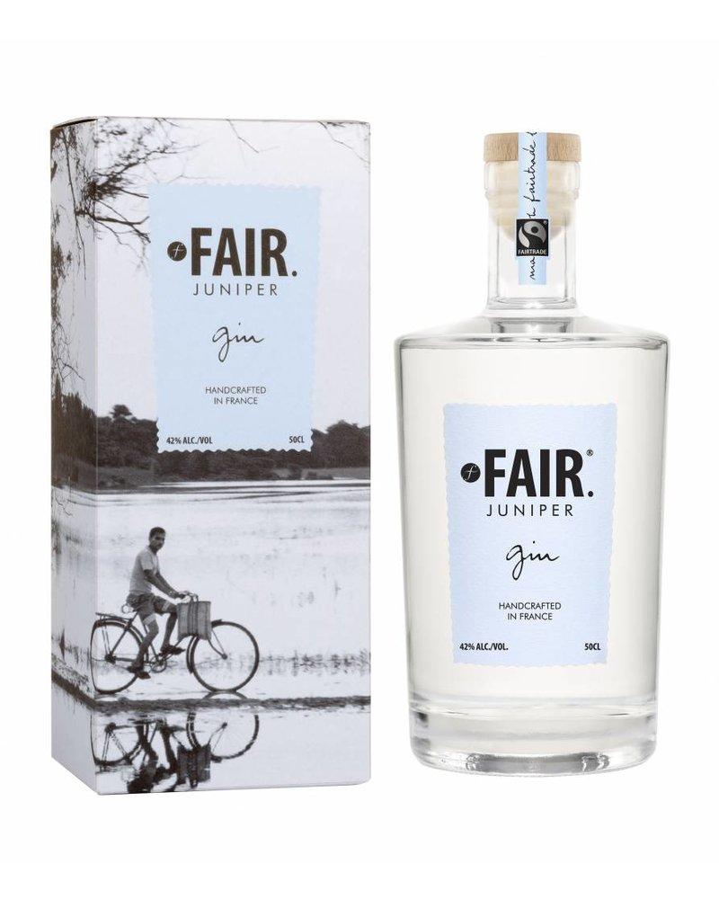 Fair. Fair. Gin Juniper