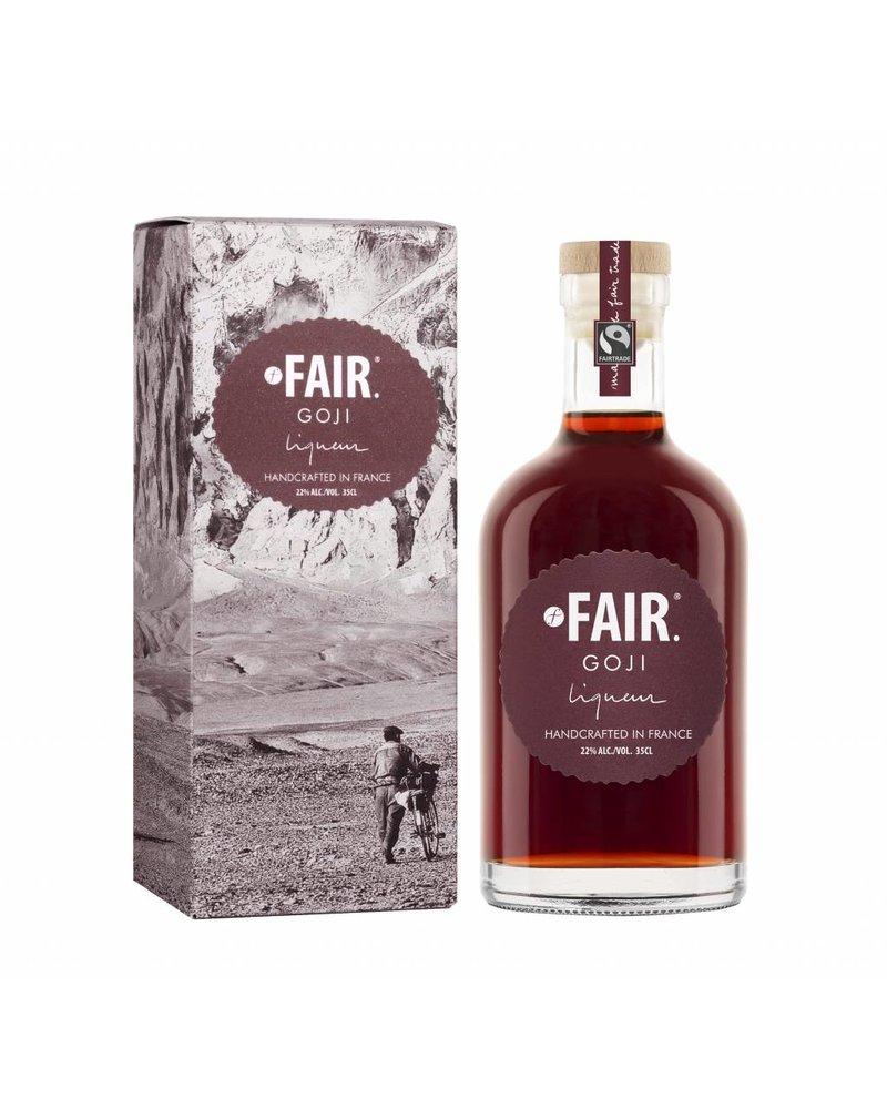 Fair. Fair. Goji Liqueur