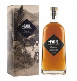 Fair. Rum Belize