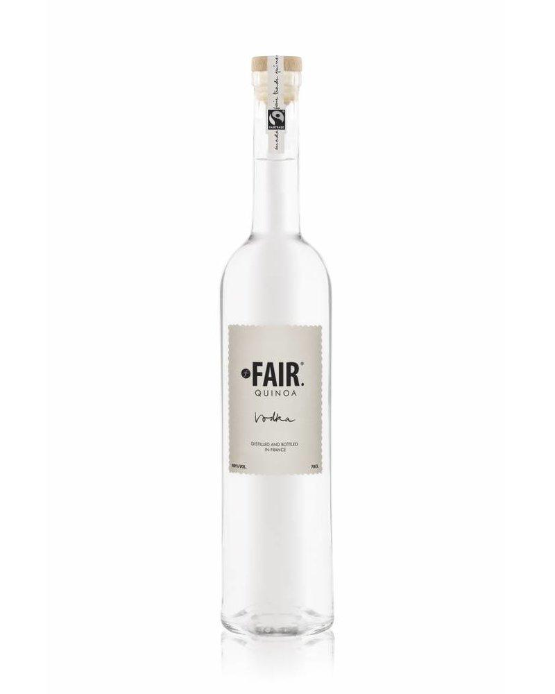 Fair. Fair. Vodka Quinoa