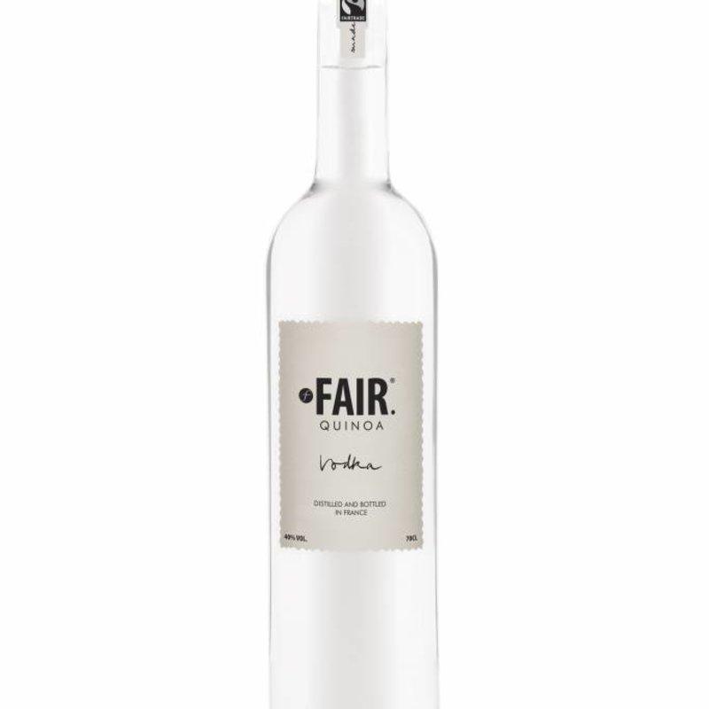 Fair. Vodka Quinoa