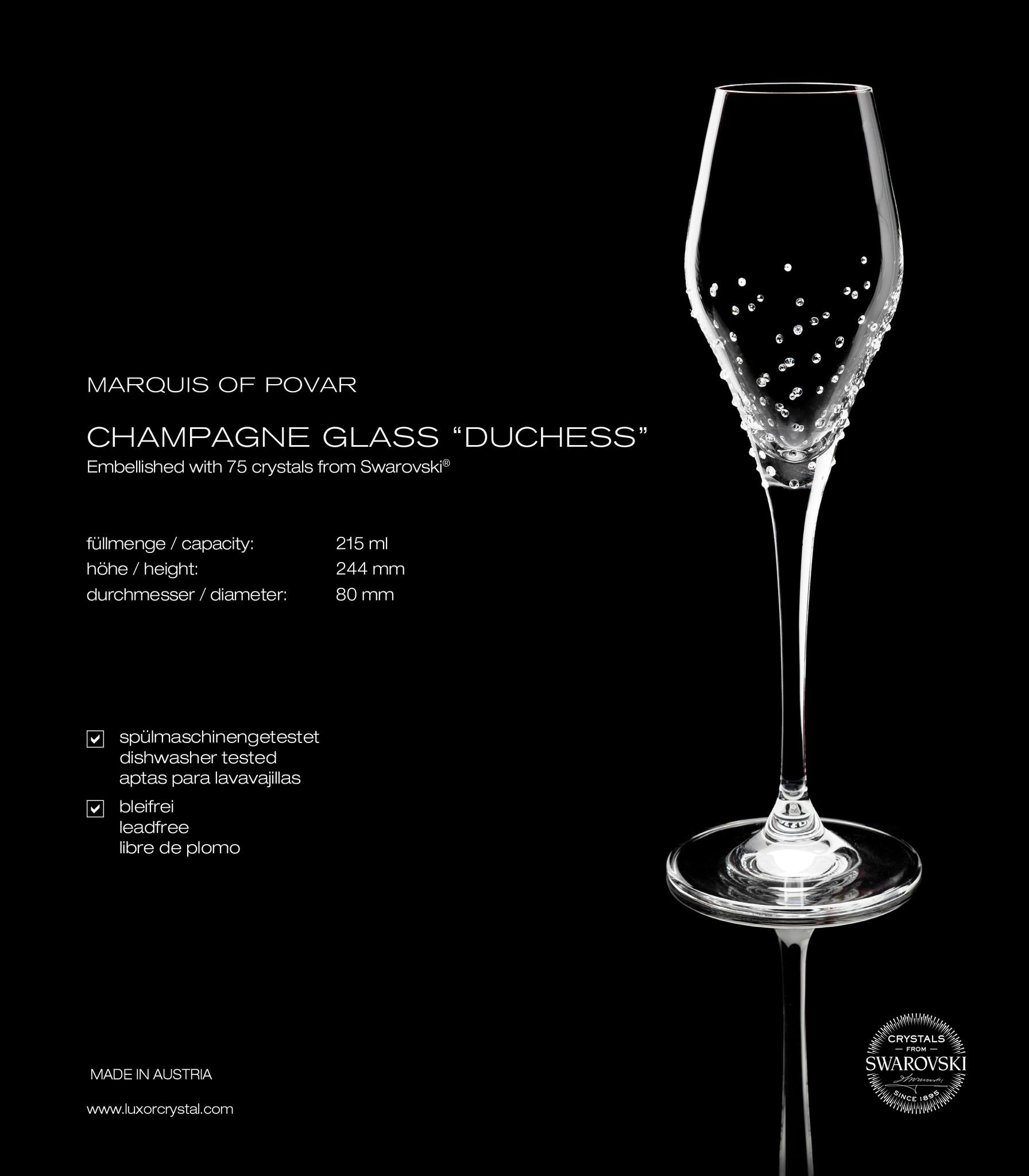 Duchess Champagner