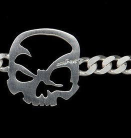 "scull-art Bracelet ""Curb Chain"""