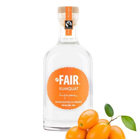 Fair. Fair. Kumquat Likör