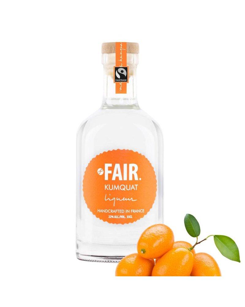 Fair. Fair. Kumquat Likör