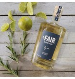 Fair. Fair. Gin Barrel Eichenfass gereift