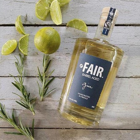 Fair. Fair. Gin Barrel