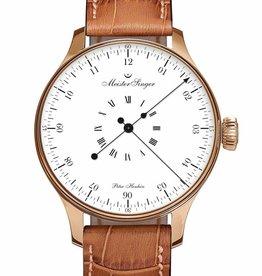 Julius Hampl 1884 Timepieces MeisterSinger Peter Henlein