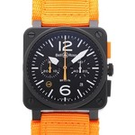 Bell & Ross Carbon Orange