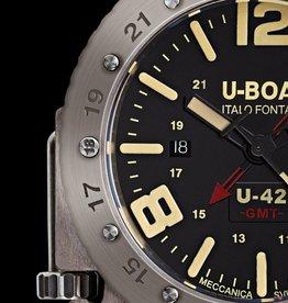 Julius Hampl 1884 Timepieces U-Boat U-42 BK GMT