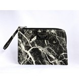 Ron Maro Clutch Marble Black