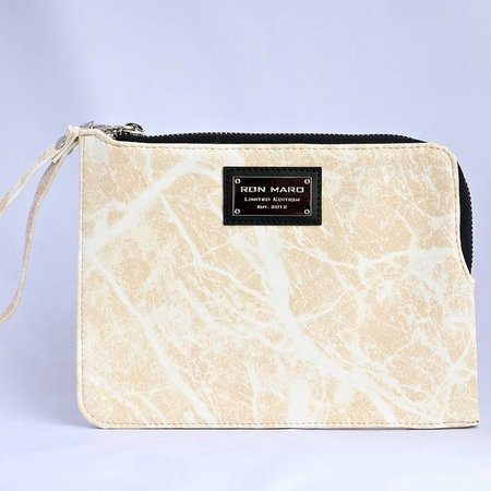 Ron Maro Clutch Marble Sandy
