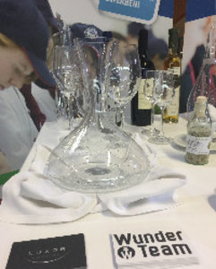 Luxor Crystal Presentation at FAFGA 2017
