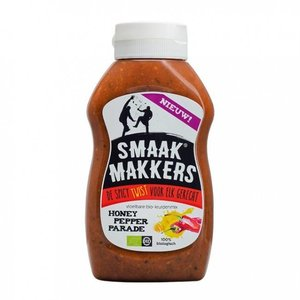 Smaakmakkers Honey Pepper Parade 260ml